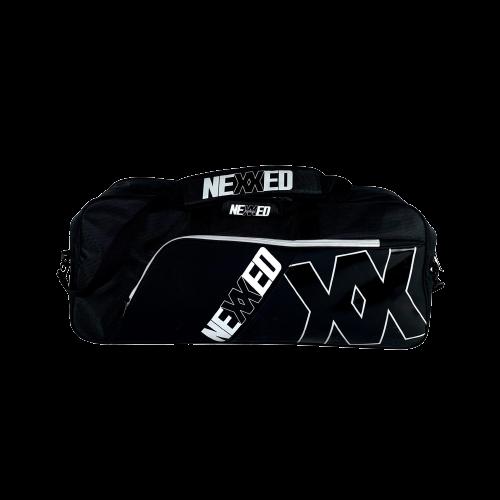 nexxed tour bag black white