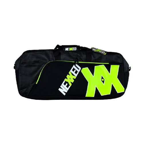 NEXXED TOUR BAG Black Lime