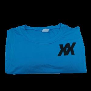 XX Shirt Blue